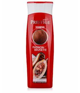 VIP'S PRESTIGE PASSION BRUNETTE Shampoo for BROWN HAIR 250ml