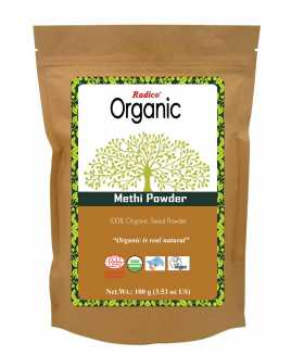 ORGANIC METHI Hair Wash & Treatment 100g