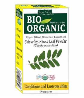 BIO ORGANIC HENNA HAIR COLOR COLORLESS 100g
