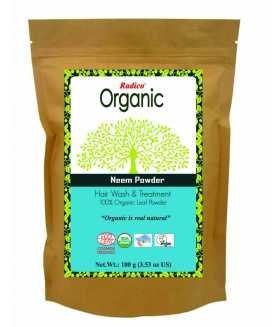 ORGANIC NEEM Hair Wash & Treatment 100g