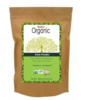 ORGANIC AMLA Hair Wash & Treatment 100g