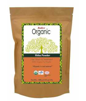 ORGANIC REETHA Hair Wash & Treatment100g