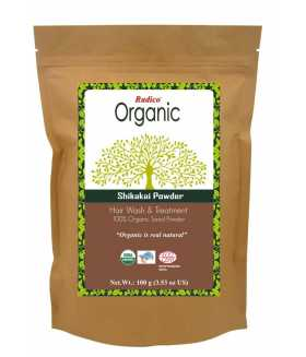 ORGANIC SHIKAKAI Hair Wash & Treatment 100g