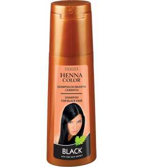 Henna Color Shampoo for Black Hair 250ml
